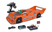 CY-Chassis 2.4 GHz 100% RTR Porsche 962C Karosserie 1:5