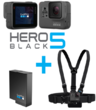 GoPro HERO5 Black Sommer Bundle
