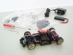 JR128-R01 2WD-PRO-RC-Car-Kit-