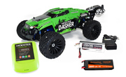 MODSTER DASHER Brushless Monstertruck RTR 4WD 1:8 Combo
