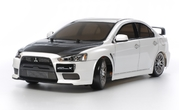 Mitsubishi Lancer Evolution X Drift Spec TT-02D Kit 1:10