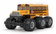 RC King Yellow 6x6 Bus G6-01 1:18