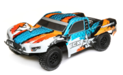 Torment Brushed 1/10 4WD Orange/Blue RTR