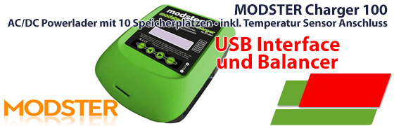 MODSTER Charger 100